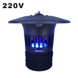 220V agricole moustique tueur lampe 15W photocatalyseur Inhalant moustiques piège à insectes UV lampes extérieur antiparasitaire Bug Zapper