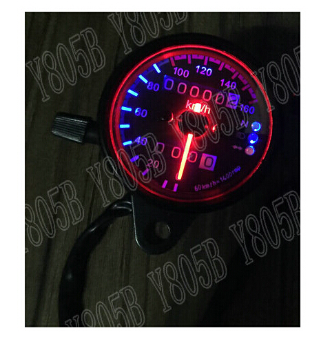 Motorcycle Speedometer Gauge Tachometer For Yamaha VStar 400 650 1100 1300 Virago Xv 250 535 750 motorcycle speedometer gauge tachometer for yamaha vstar 400 650 Home Fuse Box at nearapp.co