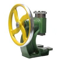 JH160 Disc Manual Press Stamping Machine Small Desktop Disc Hand Presses Manual Punching Machine Punch Press ,Slider Stroke 60mm