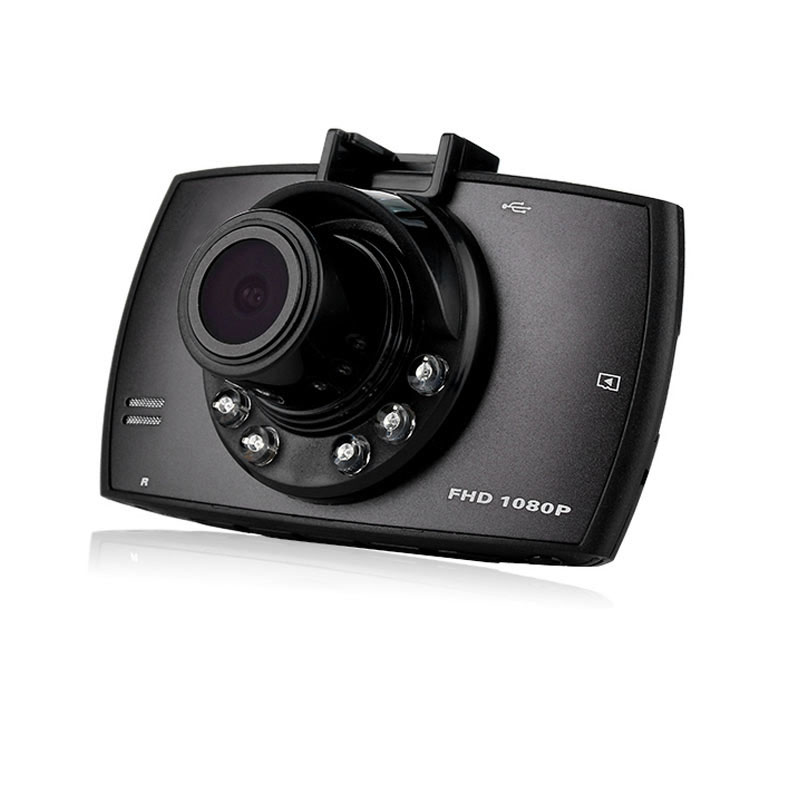 Car Camera Recorder 2 3 Car DVR Full HD 1080P G30 With Motion Detection Night Vision