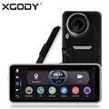 XGODY 7 inch Android Car DVR 1080P GPS Navigation Dual Lens Quad Core 512MB RAM 16GB ROM Rearview Dash Camera Wifi