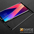 3D Curved Edge Full Cover Screen Protector Tempered Glass For LG G7 G8 Protective HD Clear Film For V30 V40 V50 ThinQ 5G