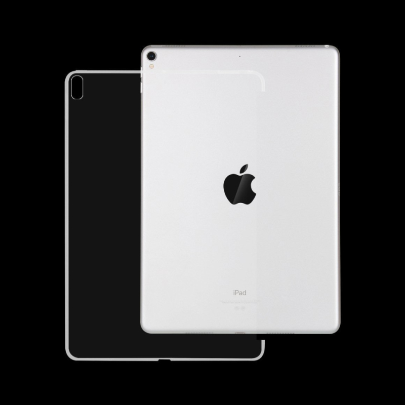 Silicon Cases for funda iPad Case Pro 10.5 inch Clear New 2017 Soft TPU Cover for iPad 10.5 Case Protective Shell A1701 Glass official original 1 1 case cover for apple ipad pro 12 9 2017 cases tpu smart clear cover for ipad pro ipad plus 12 9 2015 case