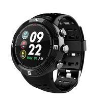 FROMPRO מס 1 F18 חכם שעון ספורט Bluetooth 4.2 IP68 עמיד למים מסר שיחת תזכורת פדומטר שינה ניטור GPS SmartWatch