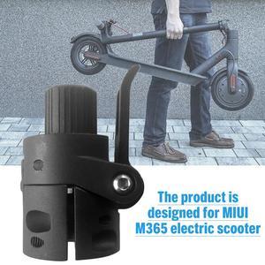 Image 2 - 100% marke Neue BlackElectric Roller Ordner Langlebig Klapp Stange Für M365 Elektrische Roller Zubehör Unterstützung Großhandel