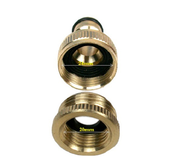 Aliexpresscom Buy 34 Inch Brass Threaded Garden Hose Water Gun