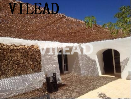 VILEAD 3M x 5M (10FT x 16.5FT) Desert Digital Camo Netting Military Army Camouflage Net Shelter for Hunting Camping Car Covers