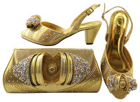 Shoes With Matching Bags For Nigeria Wedding Party Italian Design Shoes And Bag To Match Stones