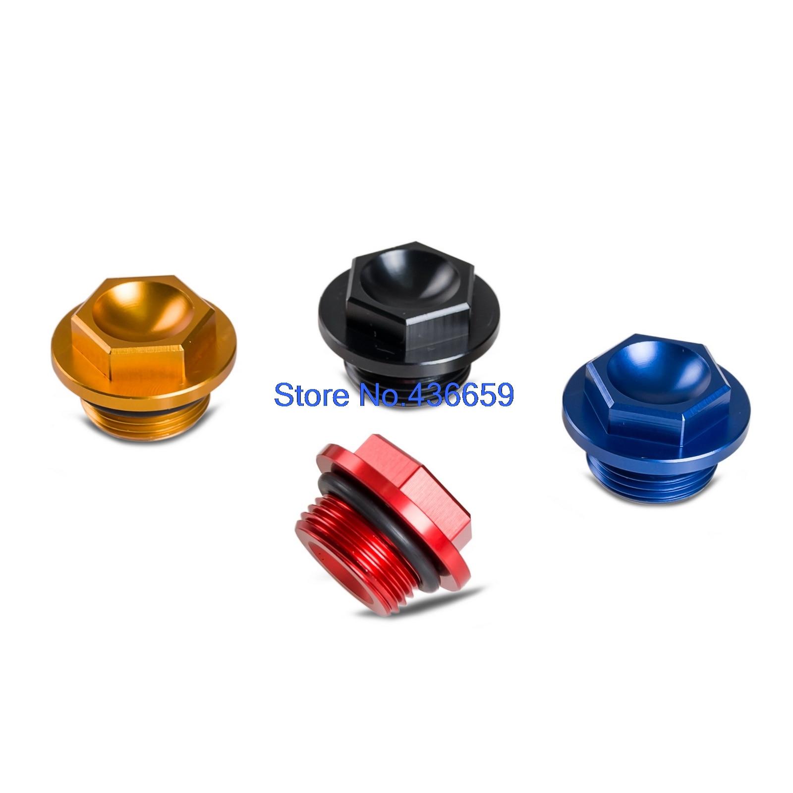 Motos CNC Huile Bouchon Plug Pour Suzuki LTR450 LT-R450 RMZ250 RM-Z250 RM-Z450 RMZ450 RMX450Z RM80 RM85 RM 80 85