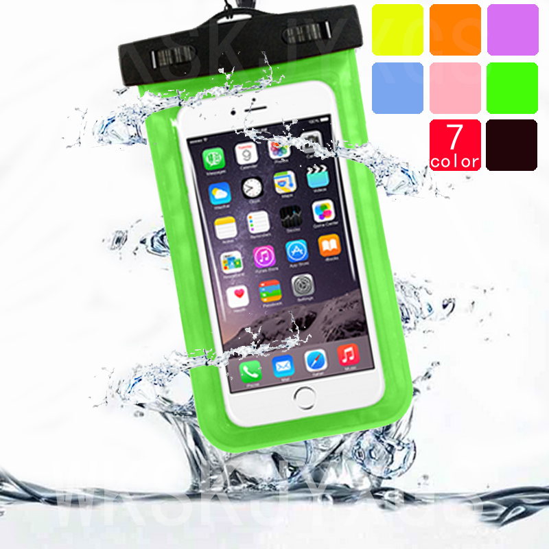 cheaper 9e40f 41522 US $2.79 30% OFF|Waterproof Mobile Phone Bags with Swimming Phone Case For  OPPO Find 7 X9007/FIND5 MINI R827/U705 U705T ULIKE2/ U701/R7 Plus Case-in  ...