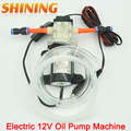Portable Oil Pump Car Electric 12V Change Oil Pump DIY Oil Pumping Machine