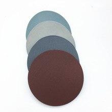 Disque de ponçage en papier de sable, 30 ps, 75 80mm/3 de pouce, 1000/1500/2000/3000