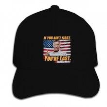 ffc8f0bed1f Print Custom Baseball Cap Hip Hop Talladega Nights If You Ain t First You