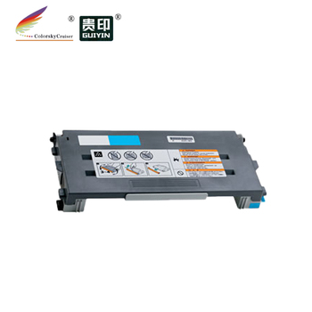 (CS-LC500) print top premium toner cartridge for Lexmark C500 X500 500 502 504 500S2KG 500S2CG 500S2MG 500S2YG kcmy 53k freedhl