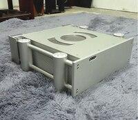 Чехол-коробка с усилителем серии Hi-Fi 5218  алюминиевый корпус с ЧПУ  519 мм * 173 мм * 500 мм
