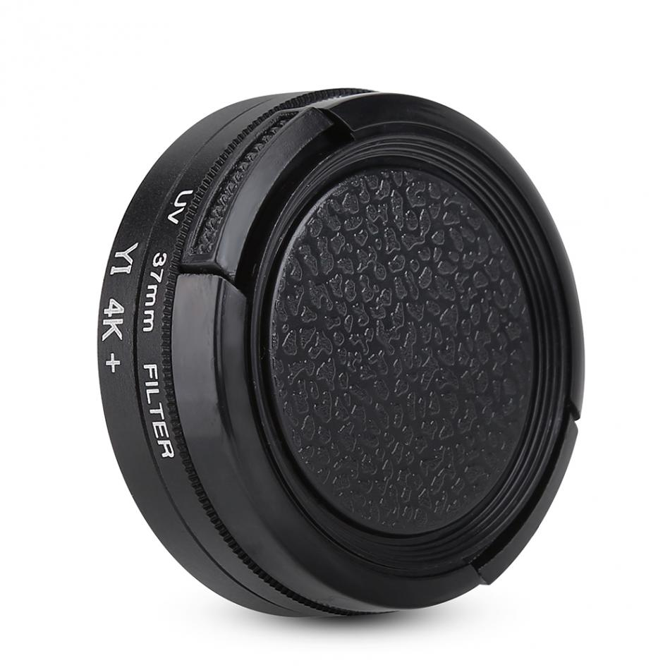 Adapter Ring 52mm Adjustable Variable Filter ND2 to ND400 Lens Filter Lens Cap for Xiaoyi II YI 4K Waterproof Housing Case