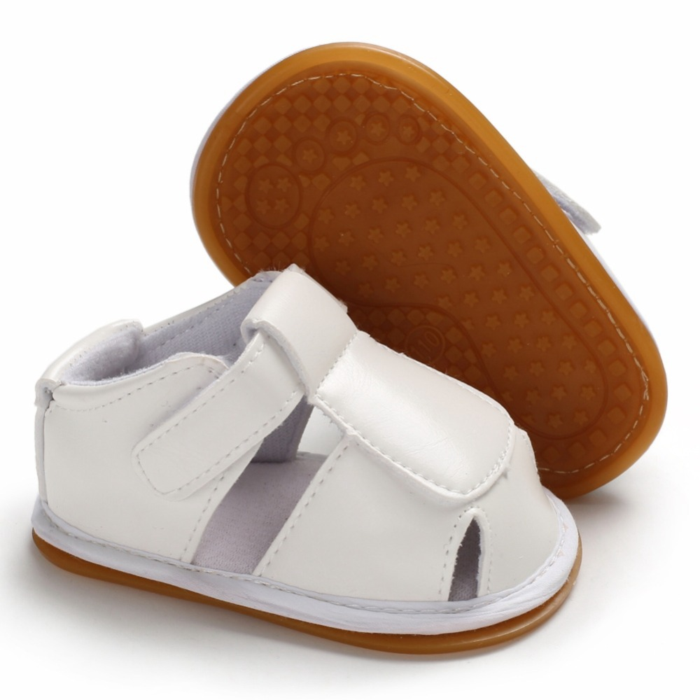 Shoes Toddler Baby-Boy First-Walkers Anti-Slip Breathable Hollow-Design New Summer Soft