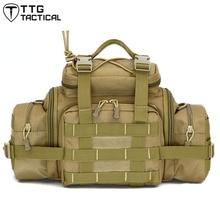 MOLLE Gebrauchs Taille Hand Umhängetasche Wasserdichte SRL Kamera Taschen Militär Umhängetasche