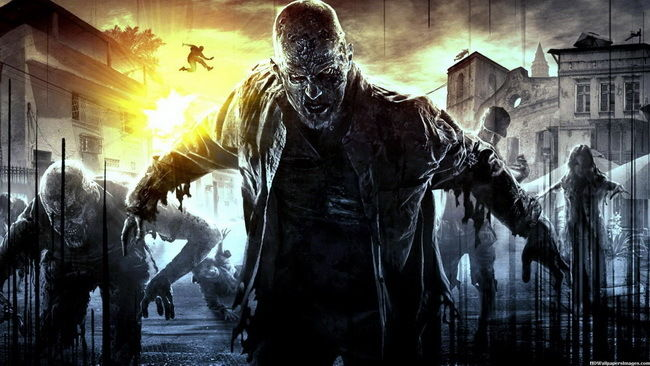 009 Dying Light - Open World Survival Horror Video Game 43x24 Poster