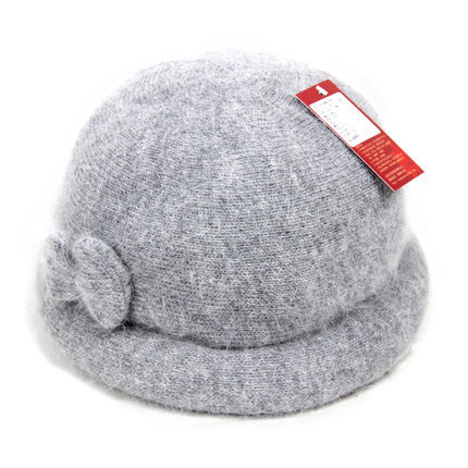 9825642a Sell Ladies Rabbit Hair Wool Blended Beanies Women Winter Caps Hats Fleece  Inner Warm Best Price Quality Free Shipping