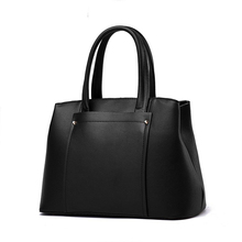 Women Bag Women PU Leather Totes Bags Ladies Casual Handbags Hobos Handbags & Crossbody Bags