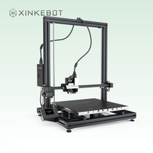 2016 XINKEBOT Most Salable Large Format ORCA2 Cygnus 3D Printer 15.7*15.7*17.7″ with Borosilicate Glass Bed