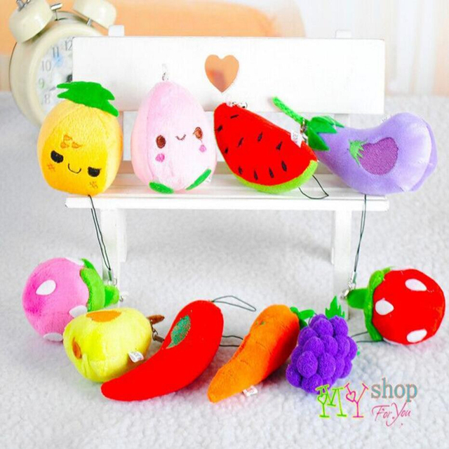 Fruits and Vegetables Little Doll