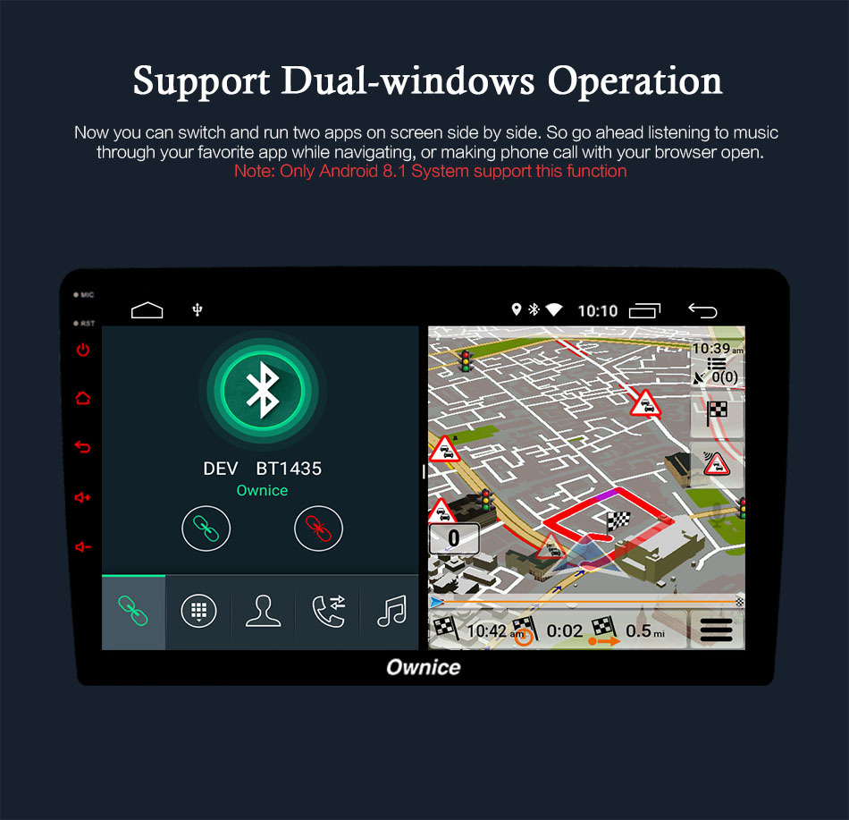 Sale Ownice C500+ G10 Octa Core android 8.1 Car DVD player 32G ROM  for bmw E39 GPS Radio RDS GPS Navi stereo player 2G ram 4G LTE 13
