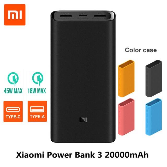 Comprar batería Xiaomi Mi powerbank 3