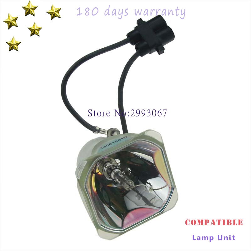 Projector bare lamp NP07LP for NEC NP300 NP400 NP410 NP500 NP510 NP600 NP610