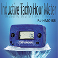Free Shipping!Digital Motorcycle Tachometer Hour Meter 60000 RPM 2/4 Stroke