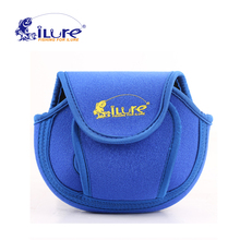 iLure New nylon quality neoprene roller / case for spinning fishing rollers fishing bag abu garcia bag for fishing free shipping