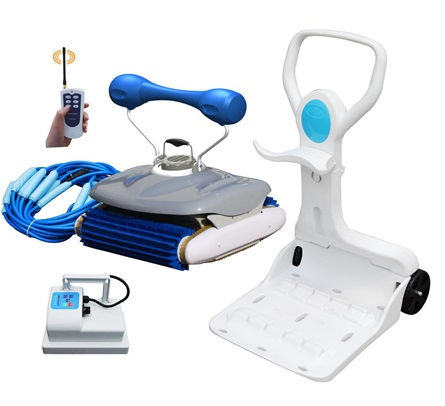 18m Cable Robot Swimming <font><b>Pool</b></font> Cleaner 2028,Remote control,Good quality, factory supply for All Kinds Of <font><b>Pool</b></font>