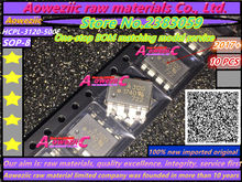 Aoweziic 2017 + 100% ใหม่นำเข้าเดิม HCPL 3120 500E SOP   8 HCPL 3120 000E DIP   8 HCPL 3120 A3120 IGBT driven optocoupler