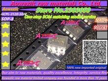 HCPL 3120 500E Aoweziic 2017 + 100% original novo importado SOP 8 HCPL 3120 000E DIP 8 HCPL 3120 A3120 IGBT conduzido optocoupler
