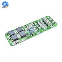 Bms 3 s 18650 placa de proteção do carregador bateria lítio 3 s 20a 12.6 v carregamento protegendo o módulo balancer atmega|null| |  -