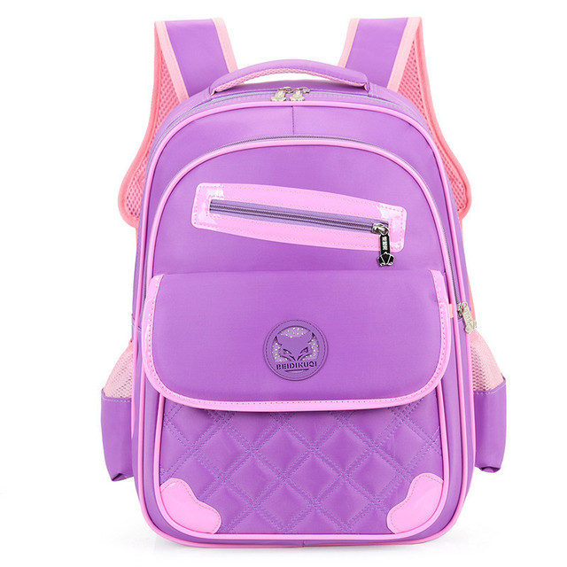 2018 School Bags for Boys Girls High Quality Children Students ...