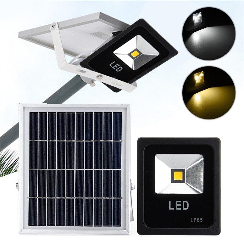 Movido A Energia Solar LEVOU Luz Solar Sensor De Movimento Radar Dusk To Dawn Luz de Inundação Do Jardim Ao Ar Livre Parede Lâmpada Do Jardim de Rua