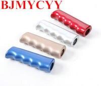 1PCS Car Styling Aluminum Handbrake Hand Brake Decoration Decorative Trim Cover Frame Sticker For Suzuki Jimny