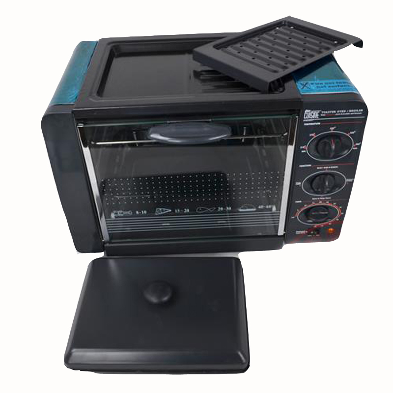 Household Electric Oven Multifunction Baking Machine Household Roaster Cake/Pizza/Chicken/Fish Roasting Machine NS-110V jiqi electric baking pan double side heating household cake machine flapjack pizza barbecue frying grilling plate large1200w