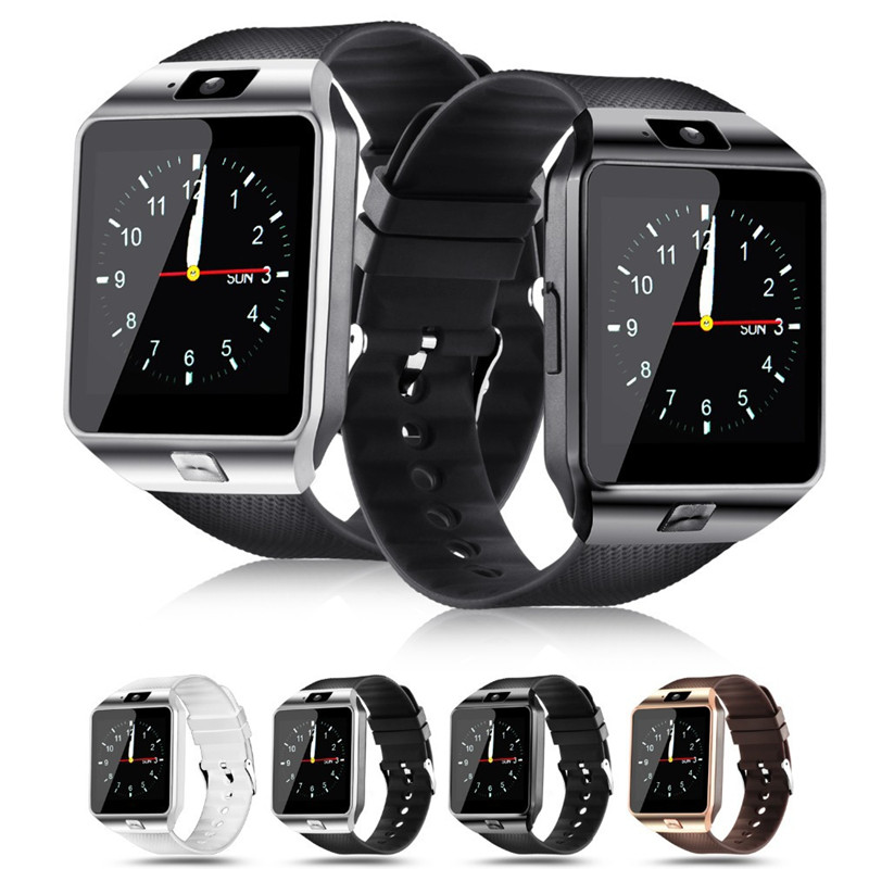 [Aaliyah] Bluetooth Smart Watch Men Android Phone