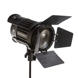 NanGuang Professional Fresnel Lens for Use with CN-P100WII and CN-P100WA Studio Light for Photography Film Videography   CD50