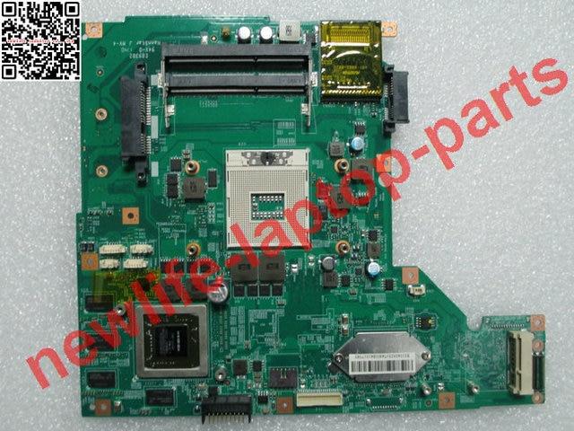 Первоначально для MSI MS-16G5 GE620 GE620DX материнская плата MS-16G51 116G51-2.0 тест полностью хорошее обслуживание