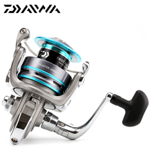 2016 Original DAIWA PROCASTER A 1500A 2000A 2500A 3000A 4000A Spinning fishing reel 7BB saltwater Carp feeder+Spare metal spool