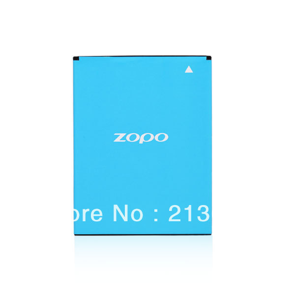 ZP950 battery, 2500mAh rechargeable Li-ion BT96S ZOPO Leader ZP950 battery free shipping by SG post