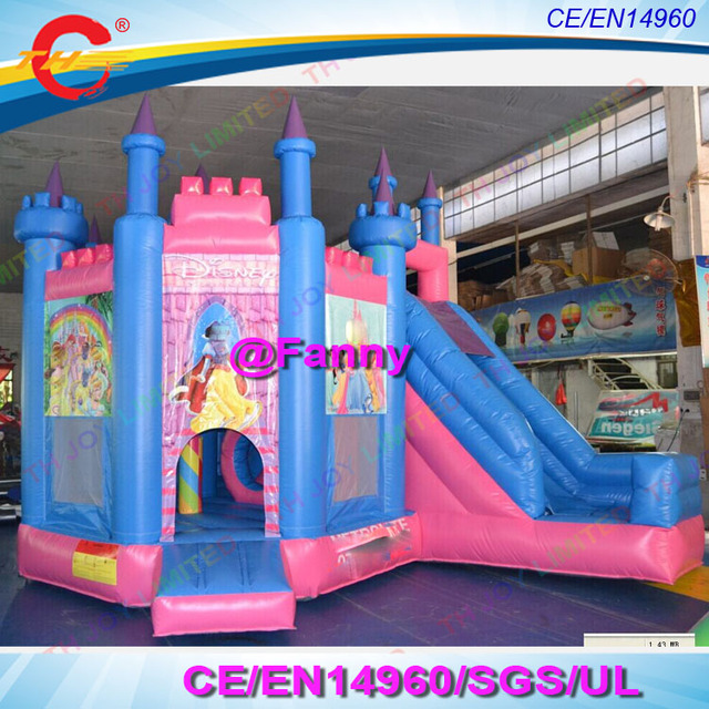 fceffa0ed kids commercial Bouncy Castle Inflatable jumping Castle Jumper ...