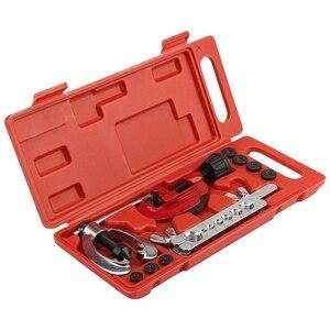 Image 3 - Kit de herramientas de reparación de tuberías de combustible de freno de cobre con doble abolladura