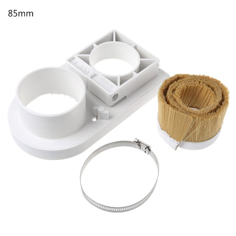 Spindle Dust Shoe Cover Cleaner For CNC Router Engraving Milling Machine New
