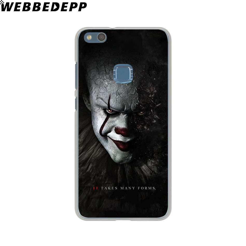 Maiyaca Stephen Kings It Pennywise The Clown Unique Luxury Tpu Phone Case For Huawei P20 P20 Pro Mate10 P10 Plus Honor9 Case Phone Bags & Cases