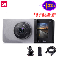 ES Warehouse International Edition YI Xiaomi Smart DashCamera 2 7 Inch DVR 165 Degree 1080P